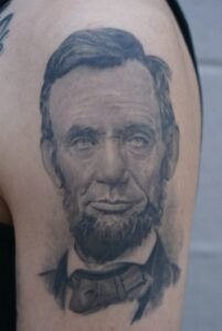 Abe Lincoln 1